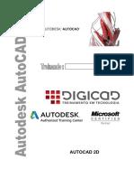 1 - Apostila Autocad 2017 2D - Revisao 00-08-12-2016