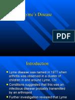 Ser Lyme s Disease
