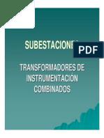 Transformadores de Instrumentación Combinados