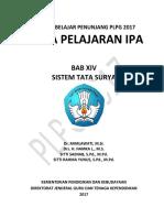 Bab Xiv Sistem Tata Surya