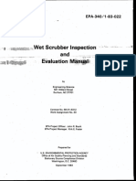 USEPA, Wet Scrubber Inspection and Evaluation Manual (Sep. 1983).pdf