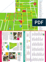 Uptown Shelby Visitor Map