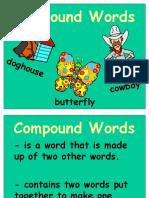 Curriculum Development - Compound Words