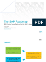The SAP Roadmap - What Does It Mean for z Systems - Customer - V2