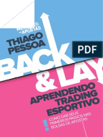 Aprendendo Trading Esportivo Vol 01