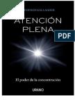 Atención-plena - el poder de la concentracion.pdf