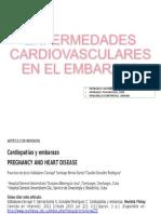 12. Enfermedades Cardiovasculares Durante El Embarazoo