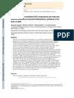 Chronic Exercise Modulate RAS Component