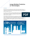 Multiple Predictive Maintenance Technologies