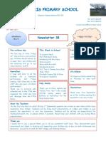 Newsletter 038