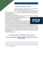Fisco e Diritto - Corte Di Cassazione Ordinanza n 15746 2010