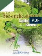 Bioindicateurs, sentinelles de la rivière - Livret Eau & Rivieres de Bretagne