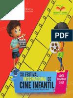 XII Festival Internacional de Cine Infantil