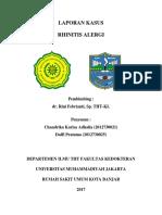 Lapkas Rhinitis Alergi Cover