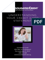 Understanding Your Creditcard Statement