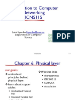 ICN511S Lecture 6