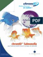Chrom Id Salmonella