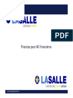 MSAP - Finanzas Para No Financieros