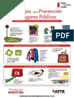 Posters Consejos Sobre Prevencion en Lugares Publicos Tcm1069 211544
