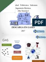 Expo Descarga en Gases 2017