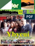 Poder Agropecuario - Cooperativa - Industrial - N 41 - 2015 - Paraguay - Portalguarani