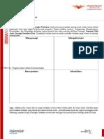 [7] 101 Bahasa Stuhandout Four Actions Framework