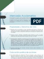 Mercado Accionarios
