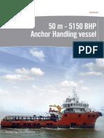 AHTS Vessel