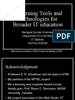 E-Learning Methods in E-security Education