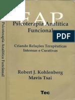 Fap Psicoterapia Analitica Funcional