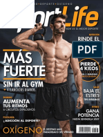 Sport Life Mexico N166 Julio 2017
