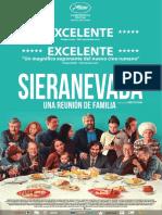 Sieranevada - Pressbook Estreno Argentina