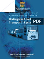 Guideline for Railbound F