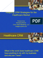 Strategies in HealthCare