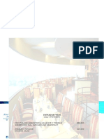 Carta Restaurante Giratorio