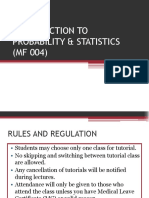 Introduction to Probability Statistics(2)