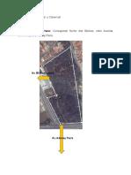 Analisi Del Terreno Conjunto Residencial y Comercial