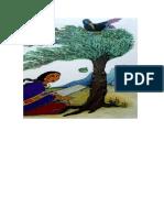Papelografo Mito de Las Islas de Pachacamac