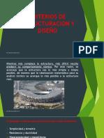 Criterios de Estructuracion y Diseño
