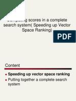 Fast Ranking VSM