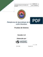 07 - Documento de Informe de Pruebas de SistemaV1.0