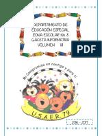 Gaceta 2016-2017 U79