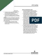APD Muffler (PA 00140)