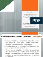 1Estudio Nacional Prevalencia 2015