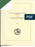 Geology of Ville Platte 1:100,000-Scale Quadrangle, Louisiana