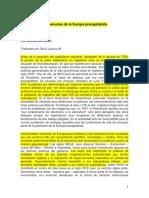 Bernstein - Las penurias de la Europa precapitalista.pdf