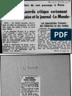 Arquivo Nacional - Matérias Jornalísticas Sobre Lacerda 1