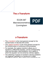 z-Transform_univ of connecticut_Done.ppt