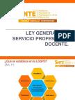 Tercera PresentaciOn LGSPD