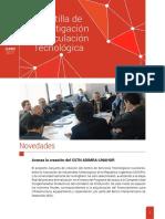 Junio 2017- Gacetilla de Investigación y Vinculación Tecnológica UNAHUR #4